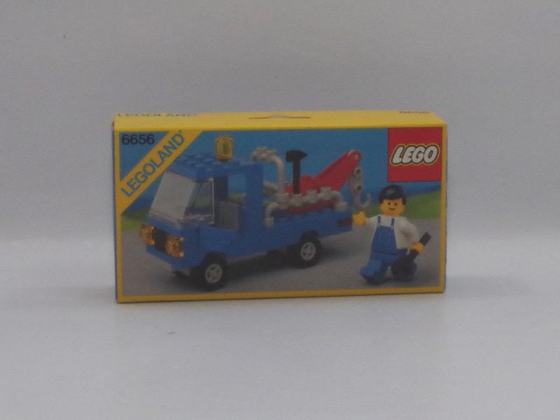 #6656 レゴ レッカー車
