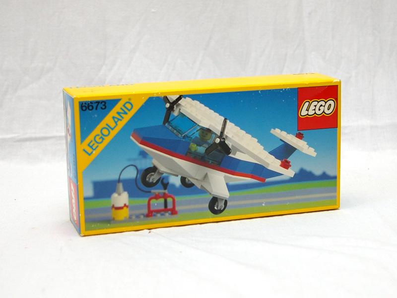 #6673 レゴ 自家用機
