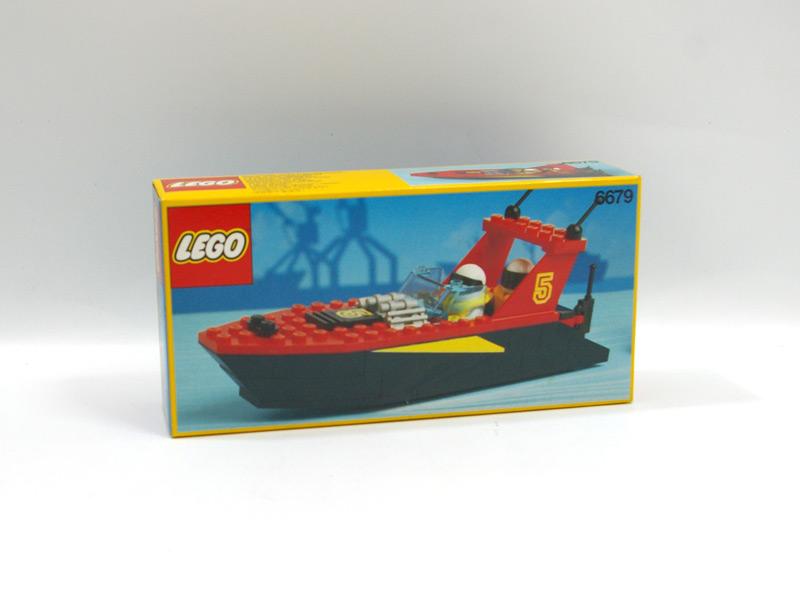#6679 レゴ スピードボード