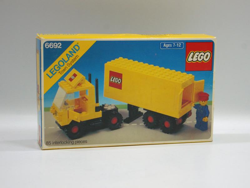 #6692 レゴ ローリー