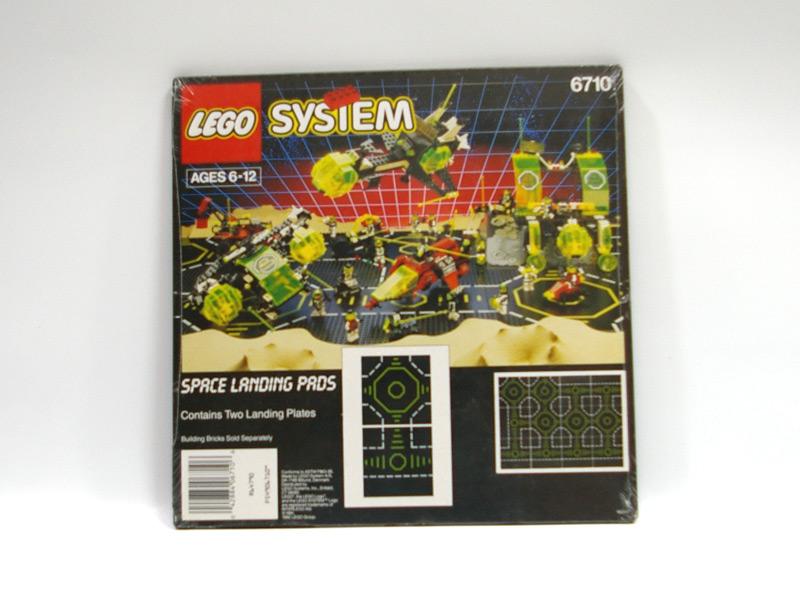 #6710 レゴ 基地プレート(2枚入り)