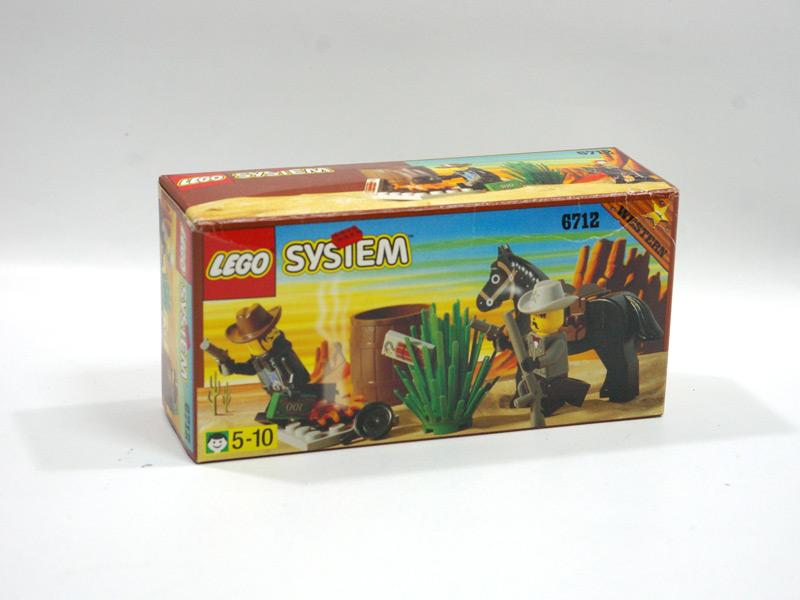 #6712 レゴ ワイルドゴメスと保安官ビリーの決闘