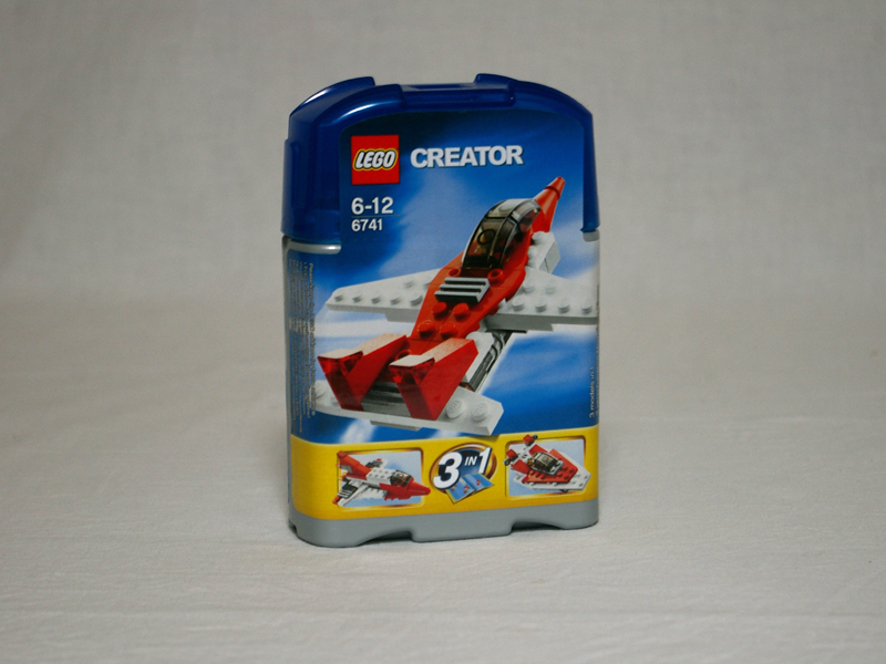 #6741 レゴ ミニジェット