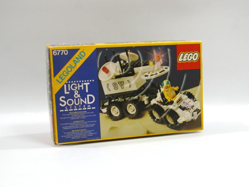 #6770 レゴ ルナ・トランスポーター・パトローラー