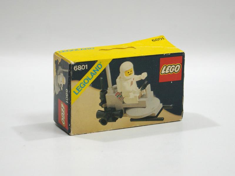 #6801 レゴ 宇宙スクーター