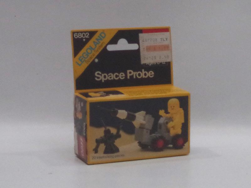 #6802 レゴ 宇宙調査車