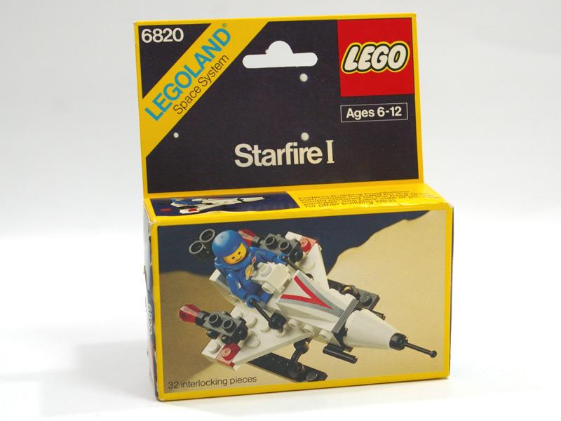 #6820 レゴ ロケットスクーター