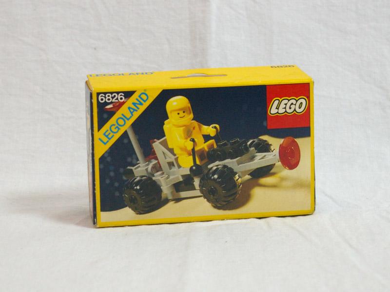 #6826 レゴ 宇宙輸送車