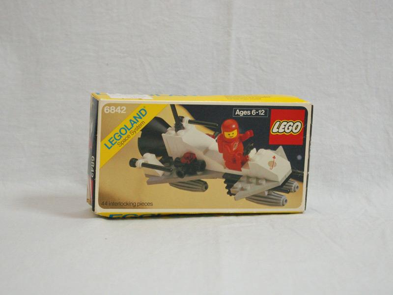 #6842 レゴ 探検作業車
