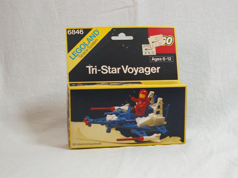 #6846 レゴ 宇宙探査機
