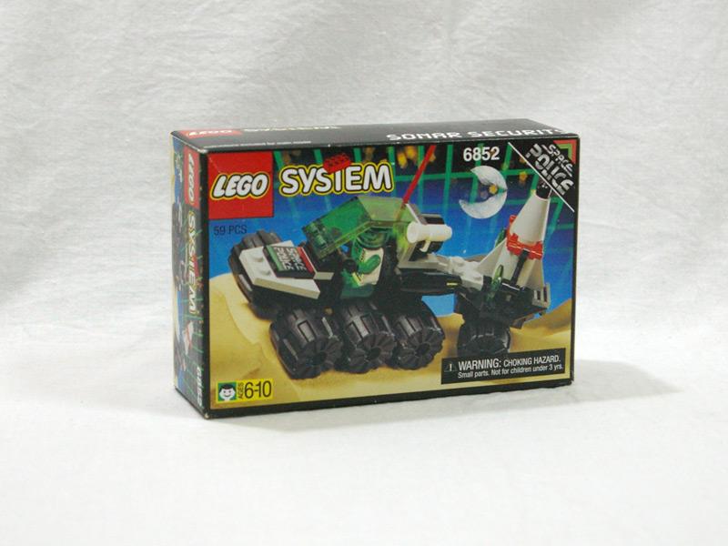 #6852 レゴ ソナー・セキュリティー
