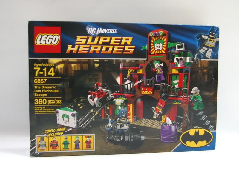 #6857 レゴ ファンハウス・エスケープ