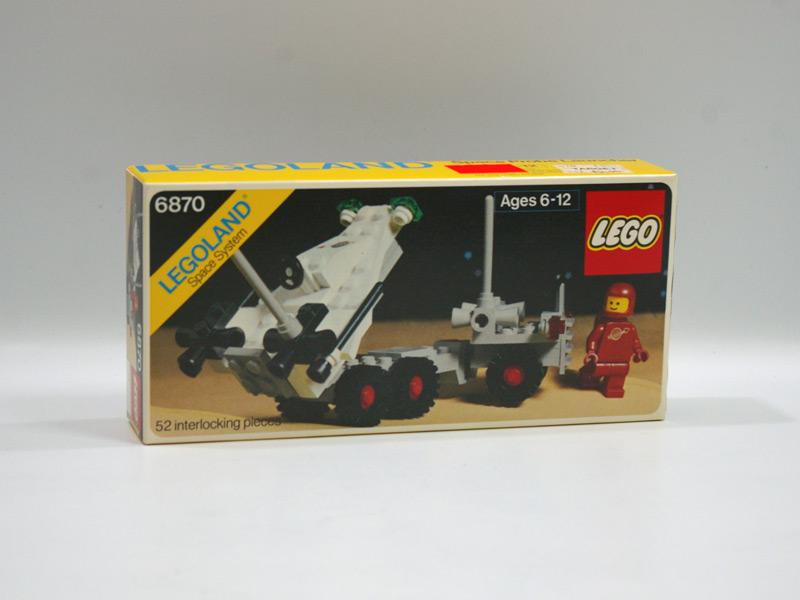 #6870 レゴ 宇宙ランチャー