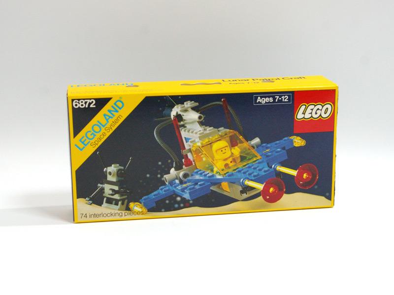 #6872 レゴ 宇宙船とロボット