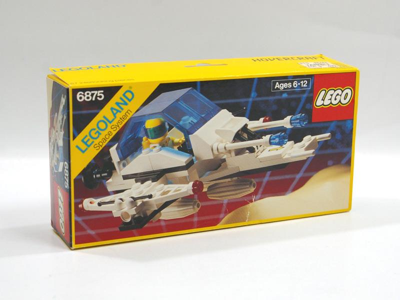 #6875 レゴ 宇宙ホバークラフト