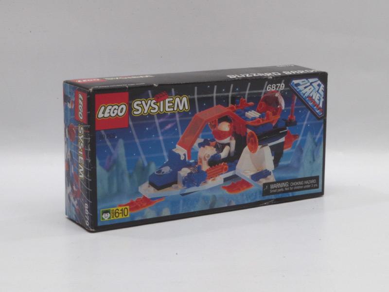 #6879 レゴ アイスプラネットジェットビークル