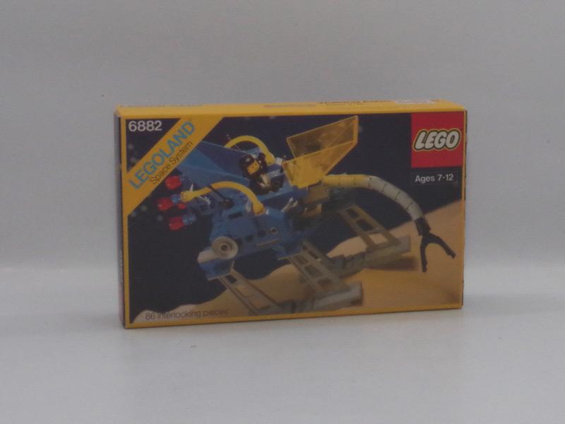 #6882 レゴ 移動検査室