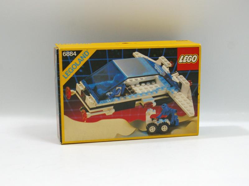 #6884 レゴ 未来都市 移動キャリアー