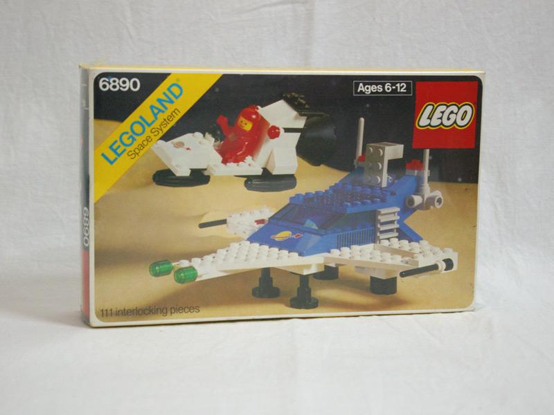 #6890 レゴ 探検宇宙船
