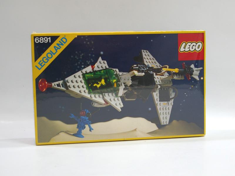 #6891 レゴ 合体宇宙船