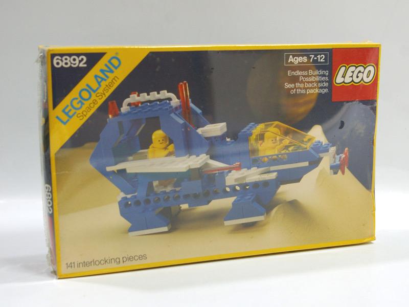 #6892 レゴ モジュラー宇宙トランスポート