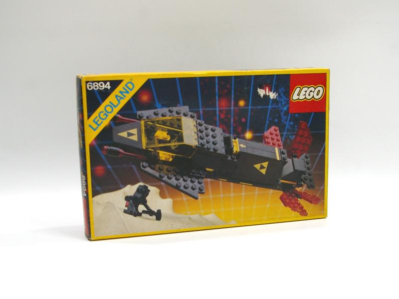 #6894 レゴ ブラックスター3号(司令船)