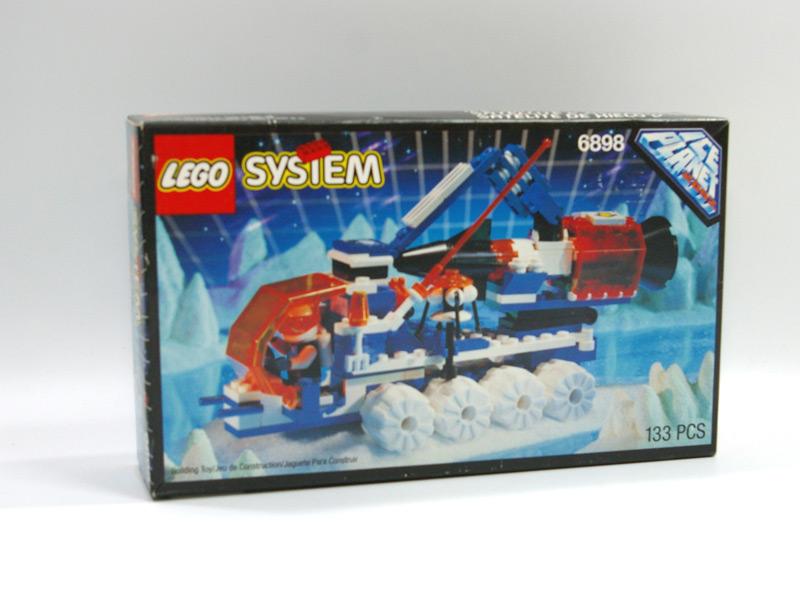 #6898 レゴ アイスプラネットランチャー