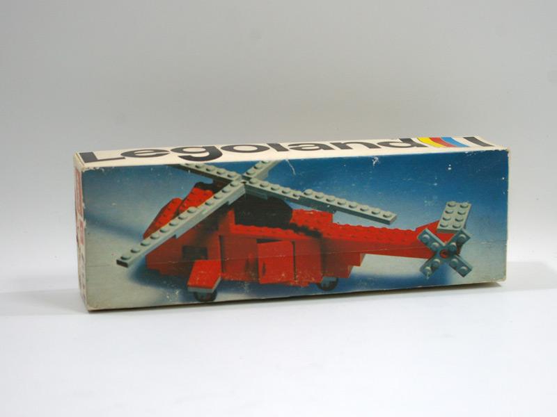 #691 レゴ レゴランド・ヘリコプター
