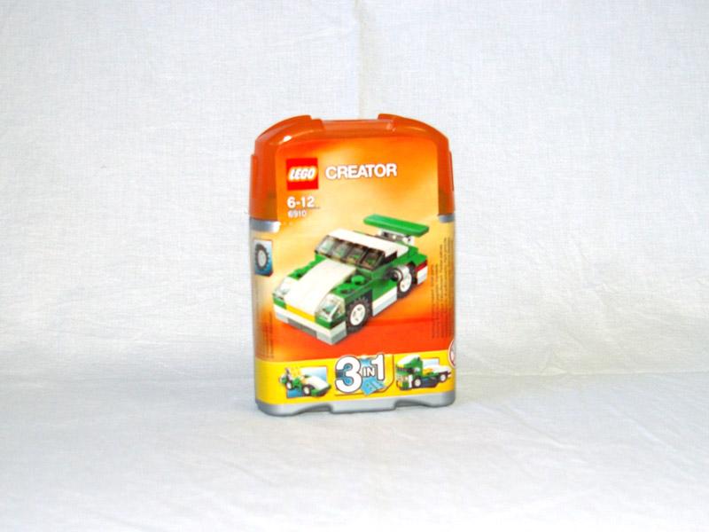 #6910 レゴ ミニスーパーカー