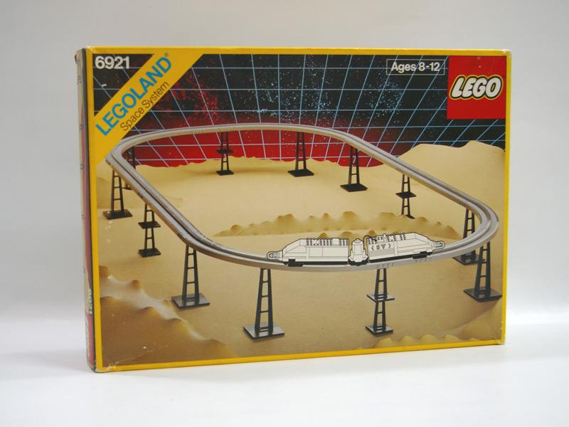 #6921 レゴ モノレール用レールセット