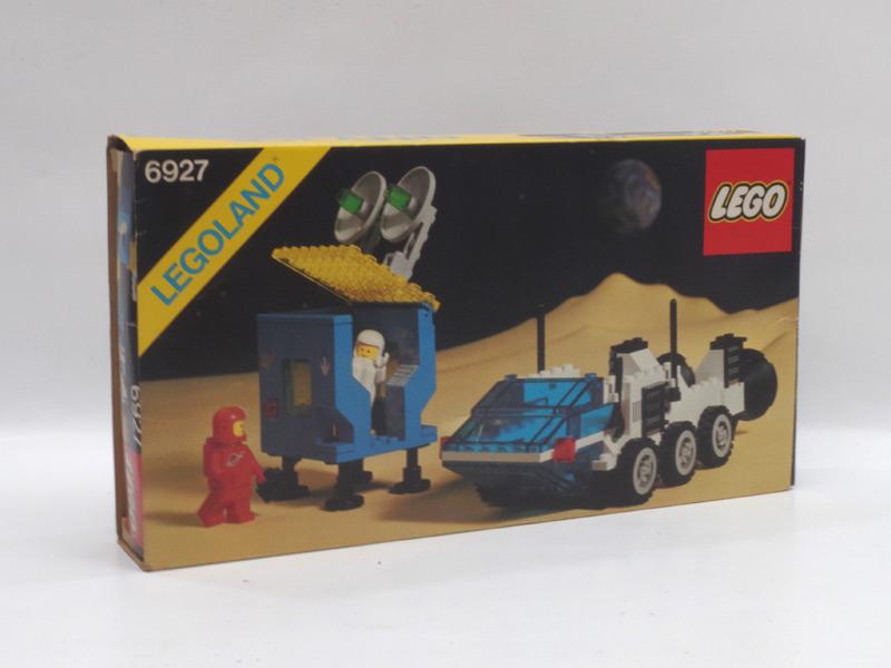 #6927 レゴ 移動指令センター