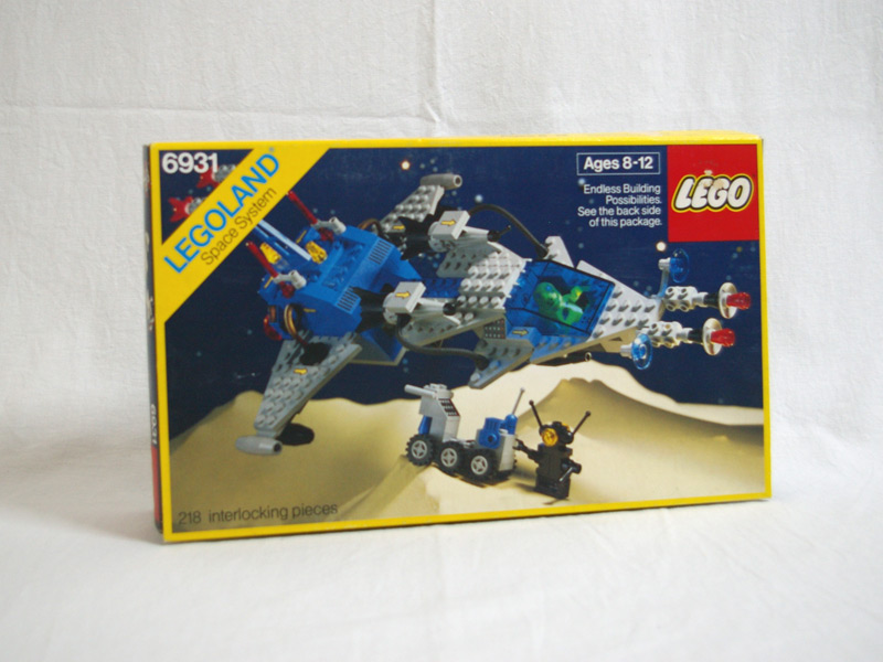 #6931 レゴ 惑星追求船