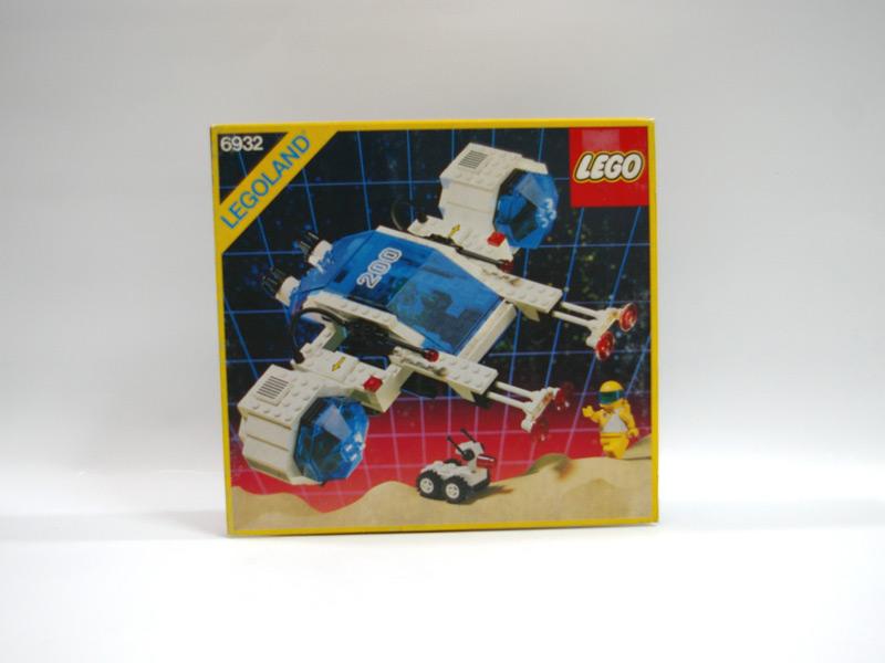 #6932 レゴ 未来都市 車とスペースシップ
