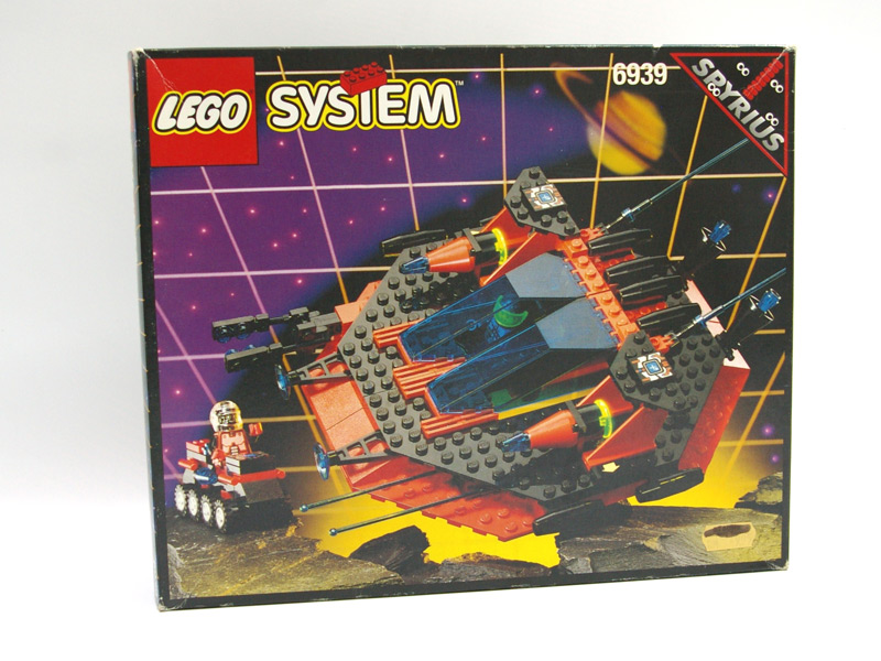 #6939 レゴ ツインファルコン