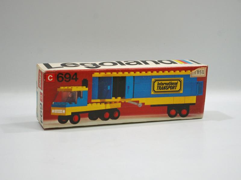 #694 レゴ レゴランドコンテナー