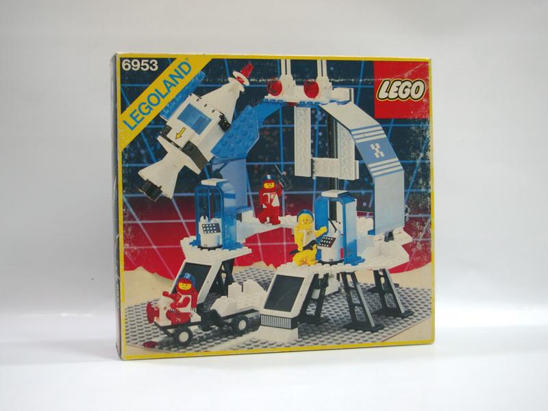 #6953 レゴ 未来都市 サテライトとリフト