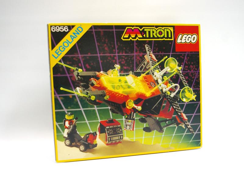 #6956 レゴ レスキュー隊クルーザー