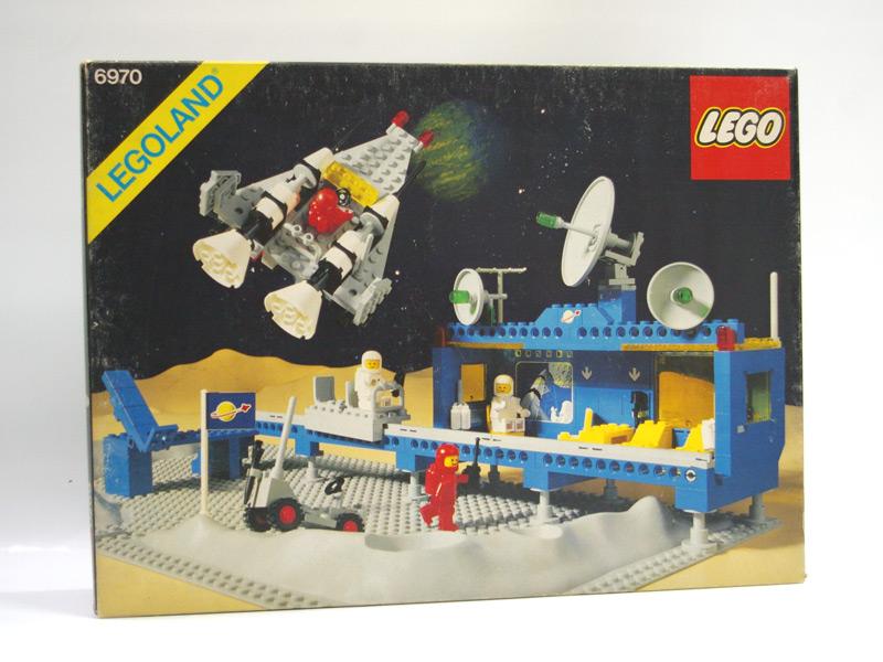 #6970 レゴ 宇宙船発射基地