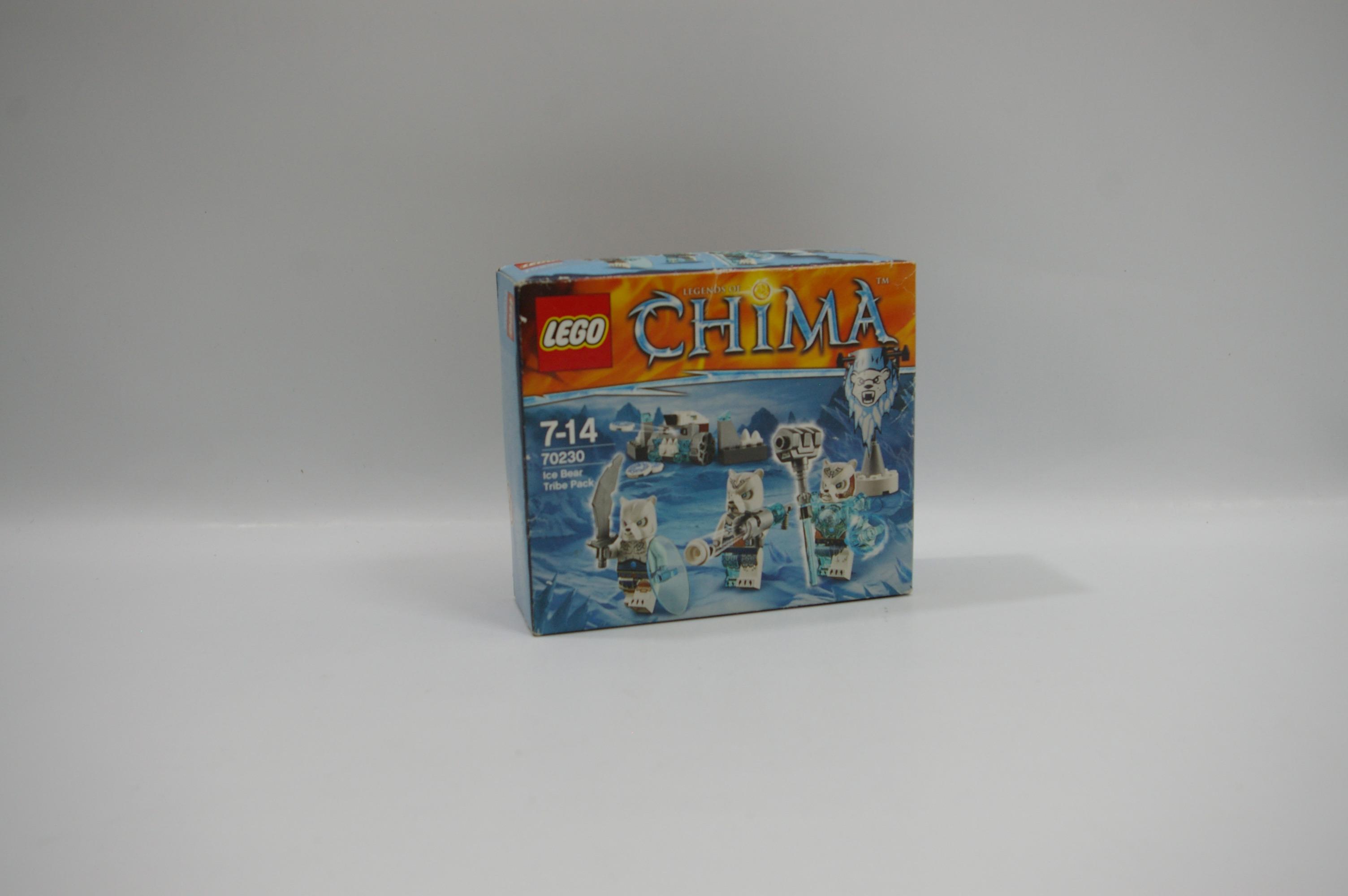 #70230 レゴ トライブパック シロクマ族