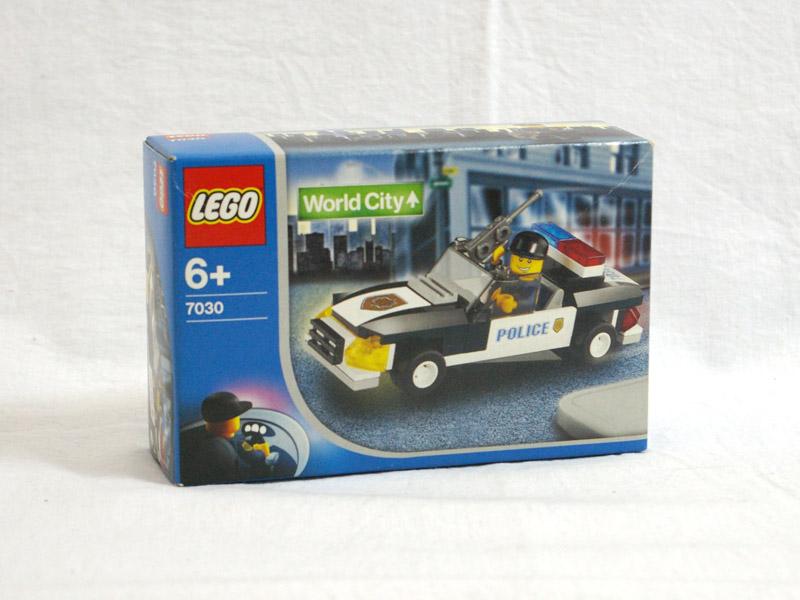 #7030 レゴ ポリスカー