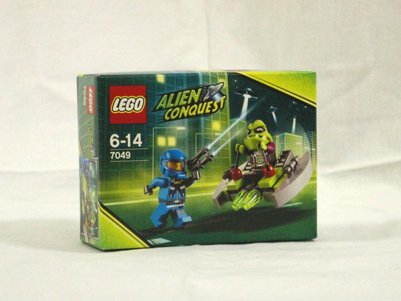 #7049 レゴ エイリアンストライカー