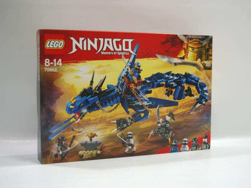 #70652 レゴ ジェイとイナズマ・ドラゴン