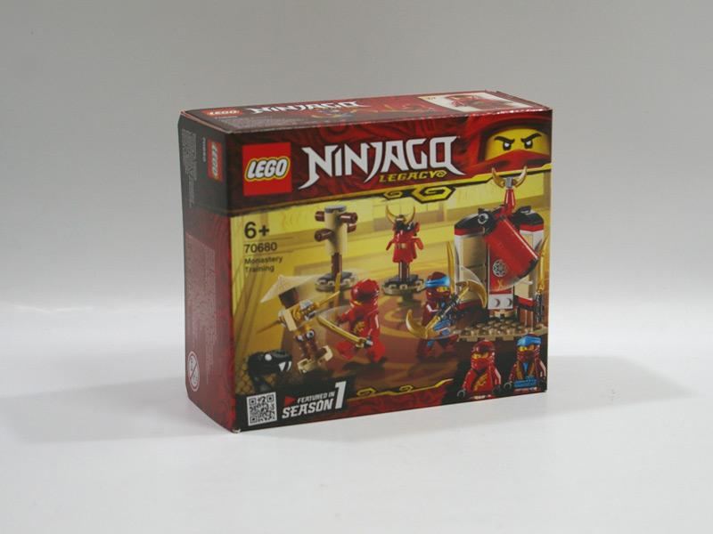 #70680 レゴ ニンジャの修行