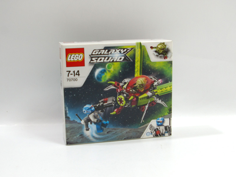 #70700 レゴ スペース・スワーマー