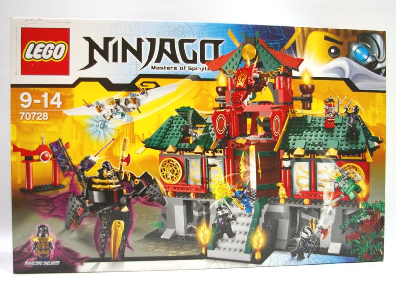 #70728 レゴ ニンジャゴー・シティの戦い