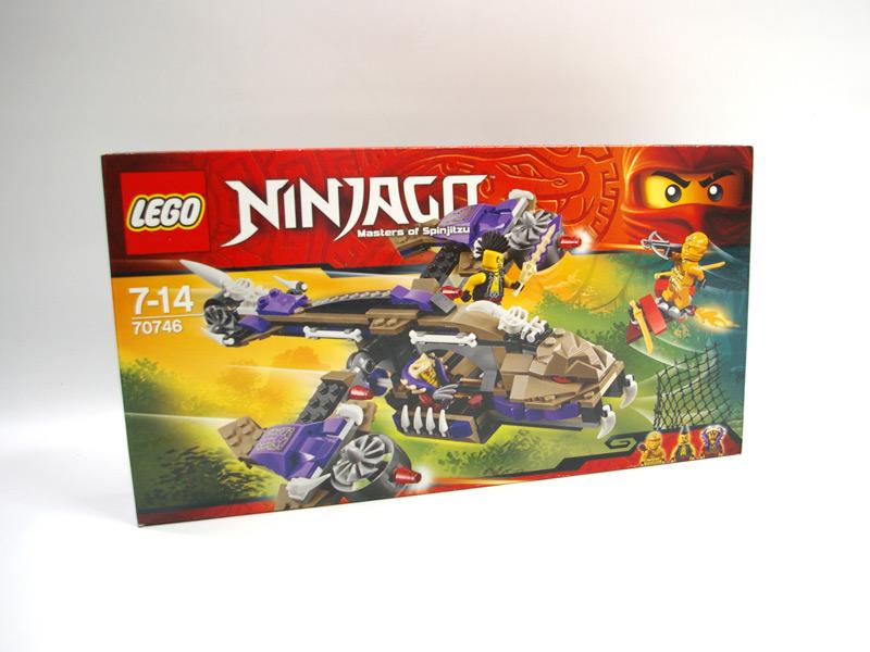 #70746 レゴ アナコン蛇コプター