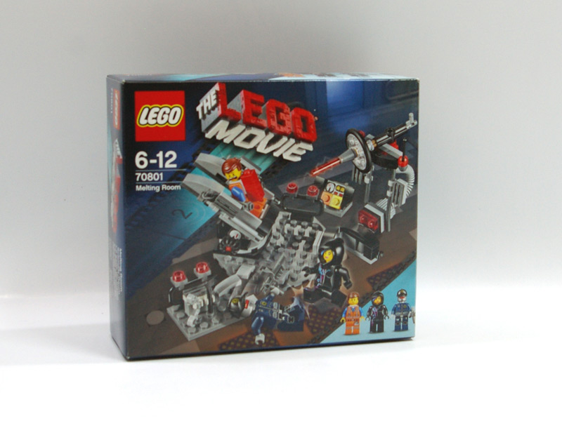 #70801 レゴ おしおき部屋
