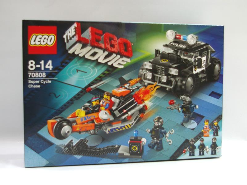 #70808 レゴ スーパーサイクルチェイス