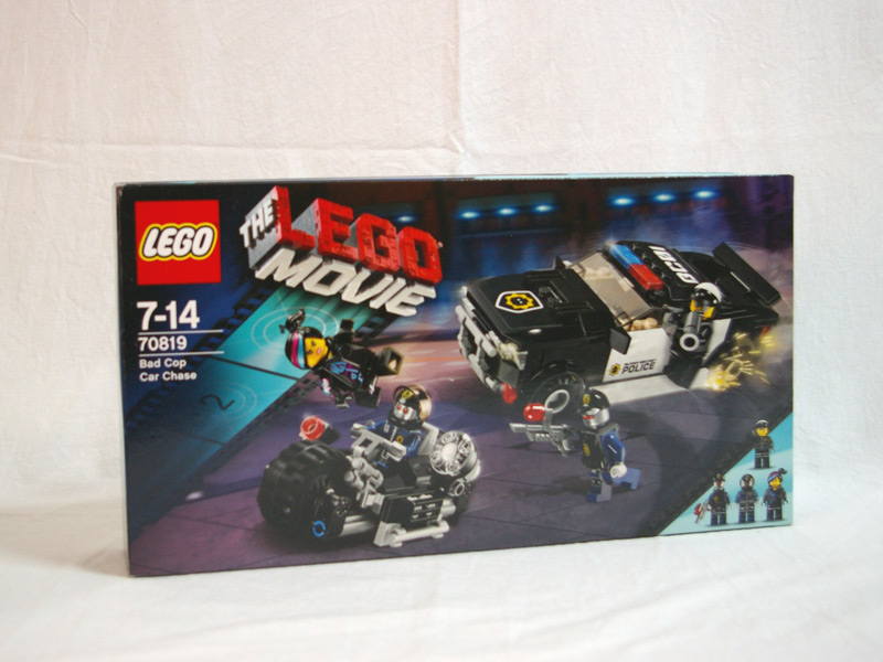 #70819 レゴ バッド・コップのカーチェイス