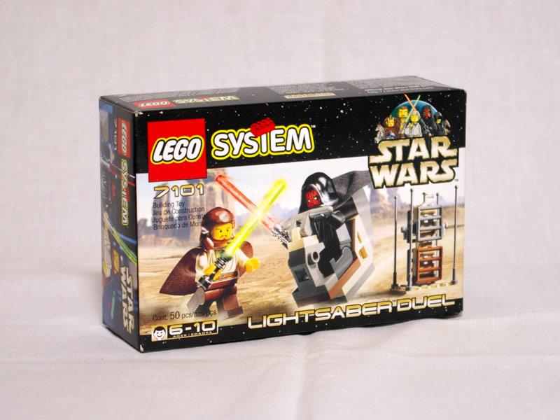 #7101 レゴ ライトセーバーデュエル